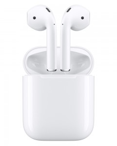Apple AirPods | With Dual Optical Sensors | White