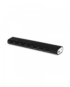 Belkin F4U041SA USB 7-Port Hub | Black |
