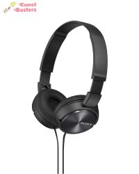 Sony MDR-ZX310 | Foldable headphones | Black