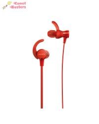 Sony MDR-XB510AS Extra Bass Stereo Earphones Red