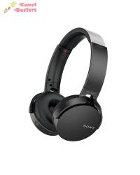 Sony MDR-XB650BT | Headphones With Mic | Black