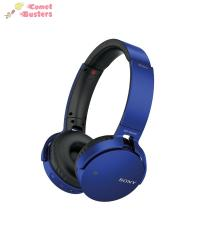 Sony MDR-XB650BT | Headphones With Mic | Blue