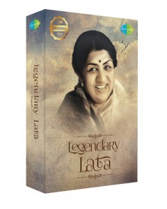 Music Card | Legendary Lata