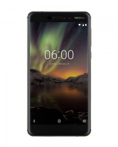 Nokia 6.1 Blue Gold