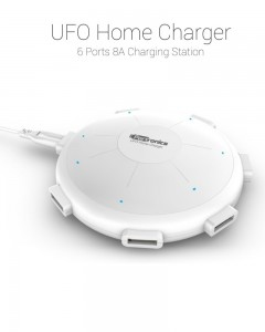 Portronics UFO Home Charger