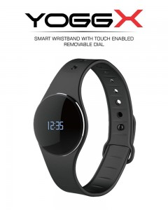 Portronics Yogg X | POR-666 | Smart Fitness Band |