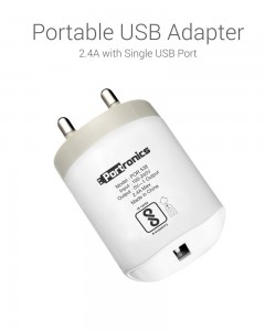 Portronics Portable USB Adapter
