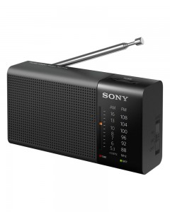 Sony ICF-P36 | Compact Portable Radio | Black |