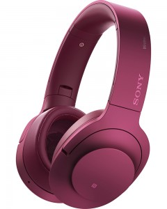 Sony-MDR-100ABN | Wireless Headphones | Purple