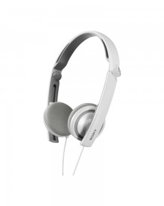 Sony | MDR-S40/WQ-E-Headphone | White |