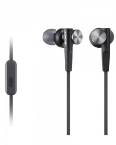 Sony MDR-XB50AP | In-Ear Headphones | Mic | Black