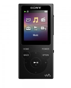 Sony NW-E394 Walkman | 8GB | Music Player | Black