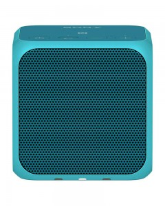 Sony SRS-X11 | Portable Bluetooth Speaker | Blue