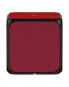 Sony SRS-X11   Portable Bluetooth Speaker   Red