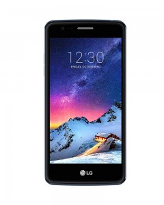 LG K8 X240I (Black-Blue, 16GB)
