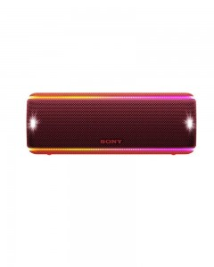 Sony SRS-XB31 | Extra Bass Portable Waterproof Wireless Speaker with Bluetooth and NFC (Red)