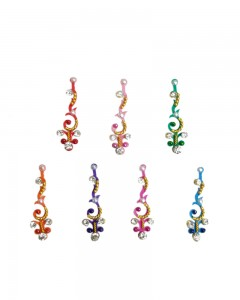 Comet Busters Bridal Collection Crystal Bindi