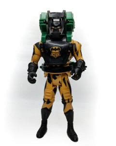 Comet Busters Batman Action Figures