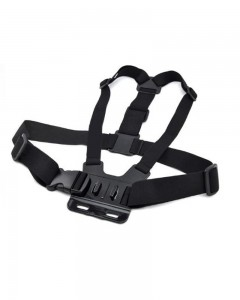 Chesty Chest Harness Mount for For GoPro Quick-Release Cameras
