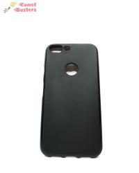 Google Pixel XL Soft Jet Black Cover Case
