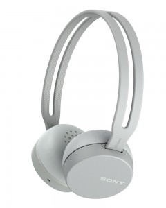 Sony WH-CH400 Wireless Headphones (Grey)