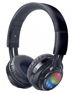 iBall Glint BT06 | Headset With Mic | Black