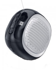iBall Music Cube BT20 |  Bluetooth Speaker | Black