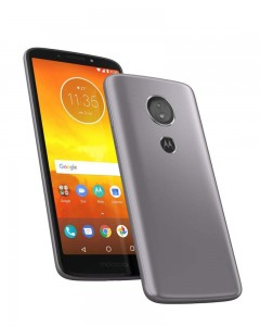 Moto Motorola Moto E5 (Flash Grey)