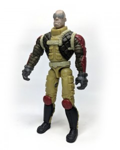 Comet Busters G.I. Joe Action Figures