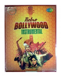 Music Card | Retro Bollywood Instrumental