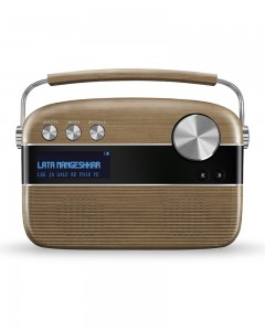 Saregama Carvaan | Walnut Brown