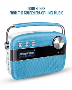 Saregama | Carvaan | Electric Blue